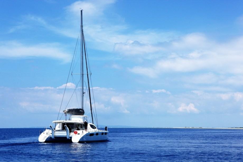 navegar con niños en verano