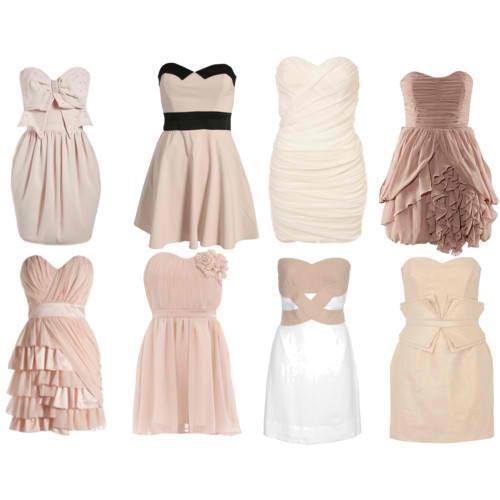 vestirte para una fiesta de noche