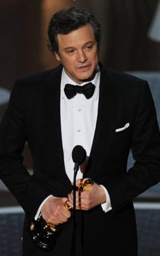 Elegancia masculina-Oscars 2011