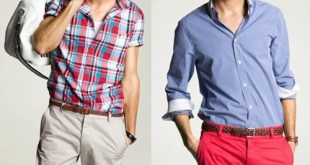 Actualidad ropa masculina-verano