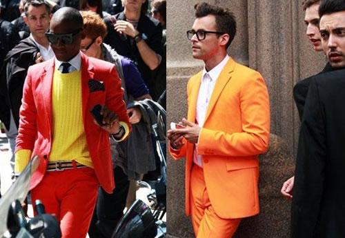 Novedades moda masculina