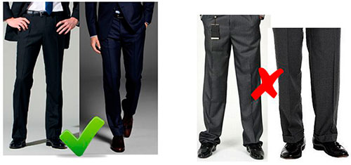 largo pantalon