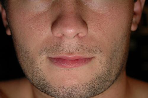 afeitada perfecta