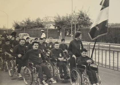 Brivadois (Haute-Loire) 3 times medalist on the 1960 Paralympic Video games in Rome