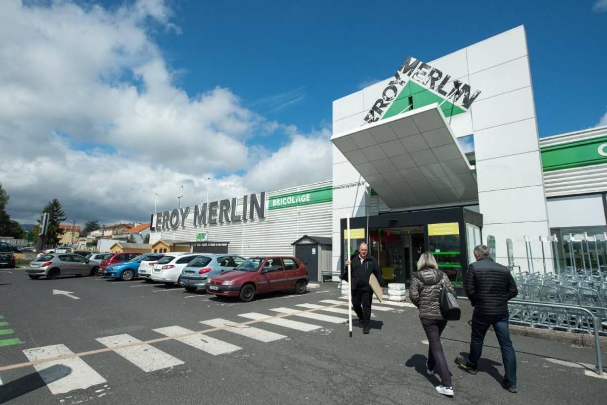 Le Leroy Merlin à Clermont Ferrand Veut Déménager L