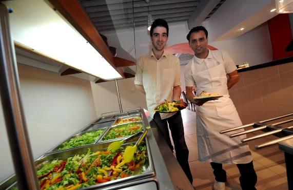 un nouveau resto pakistanais en centre