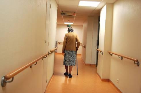 La pensionnaire de la résidence médicalisée privée a été accueillie aux urgences de l'hôpital de Châteaudun en attendant que sa famille puisse venir la chercher. - DROGAT Jean-Pierre