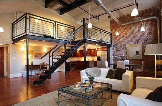 Loft come arredare e quali lampade vintage o industriali usare per