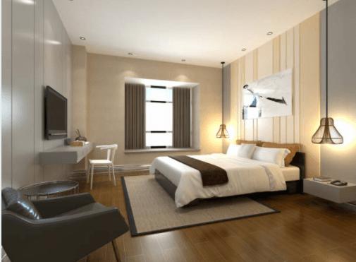 Lampadari da comodino per casa e hotel alternativa alla classica