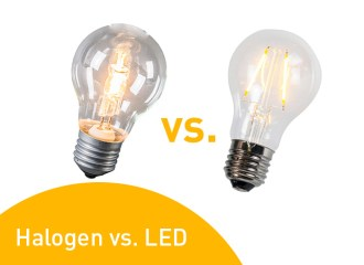 halogen vs. led