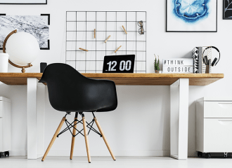 Tips for the perfect work space