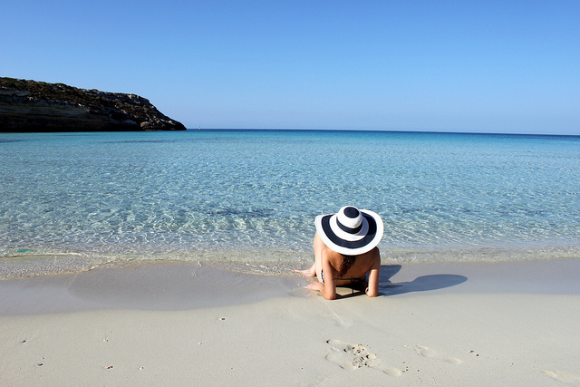 relax a lampedusa