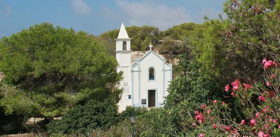DeliciousIl Santuario della Madonna di Porto Salvo