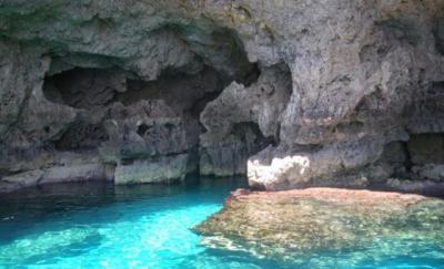Grotta Santa Lampedusa