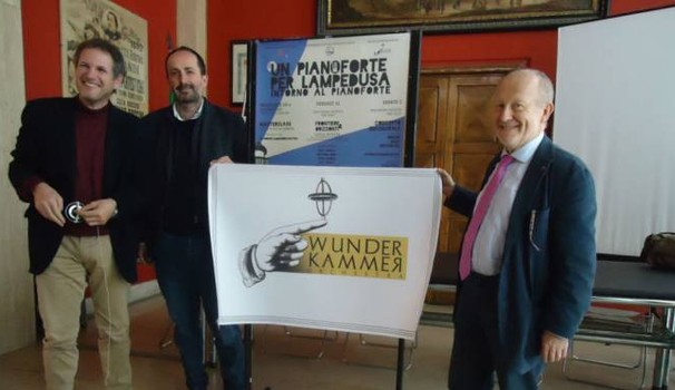 Un Pianoforte per Lampedusa