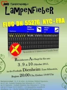 Plakat - Flug DN 55276