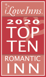 iLoveInns 2020 Top Ten Romantic Inn