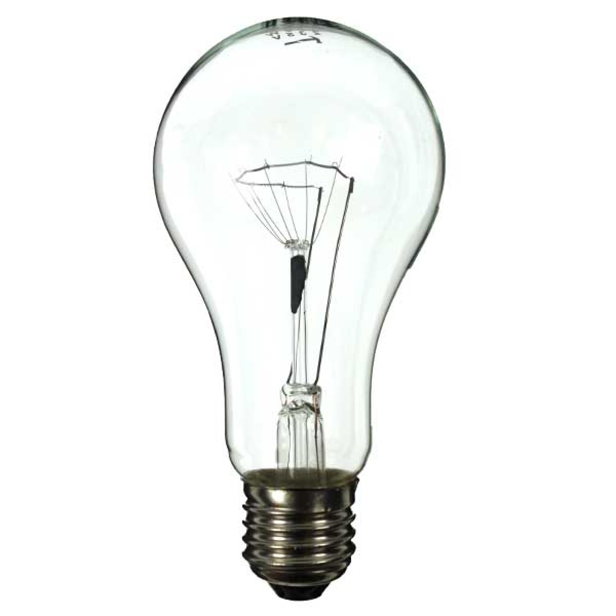 Gls Light Bulb 240v 200w E27 Clear