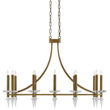 Currey And Company 9000 0034 Leandre Chandelier