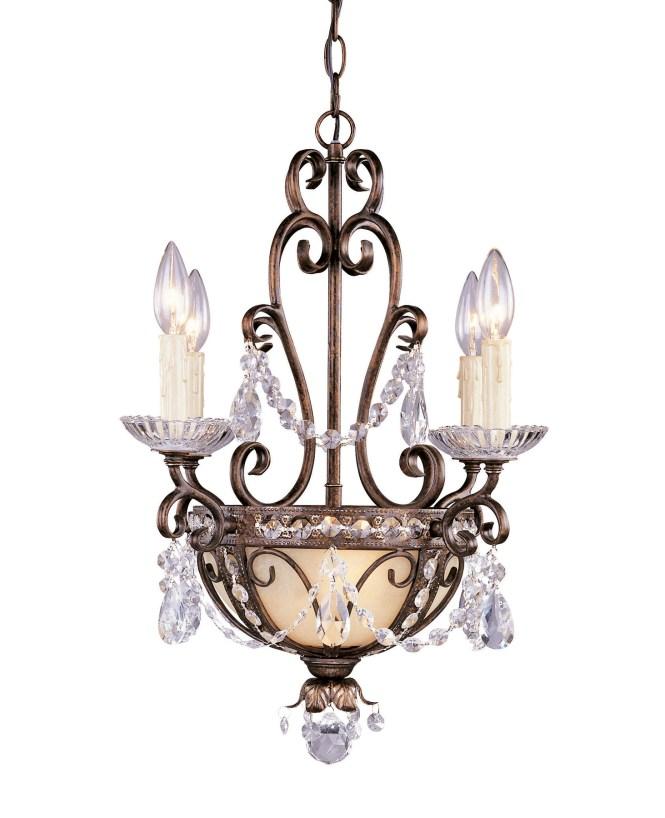 Savoy House 1 4505 4 8 Crystal Mini Chandeliers Six Light Chandelier