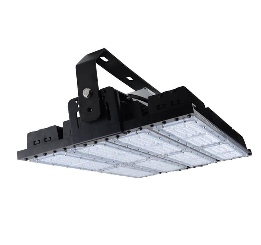400w led flat high bay light 50000