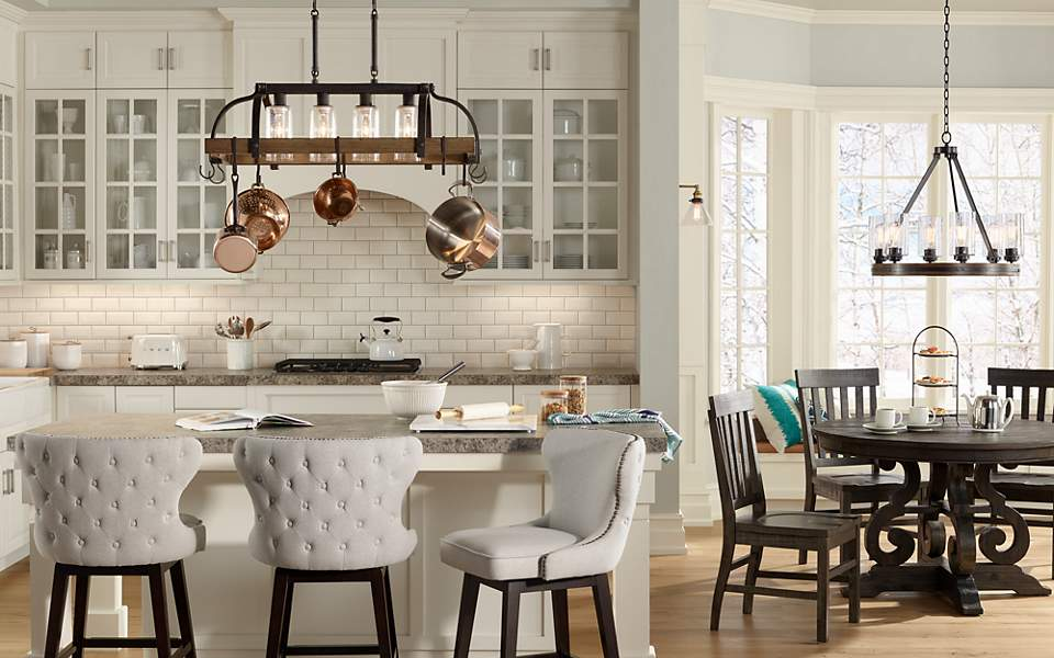 Kitchen Lighting Trends And Concepts Ideas Advice Lamps Plus
