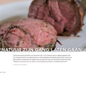 duurzaam lamsvlees