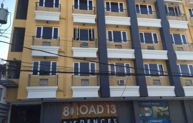 Studio Type Apartment Unit For In 80 Road 13 Residences Philippines Quezon City