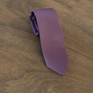 Cravatta fantasia fondo bordeaux mod. 122