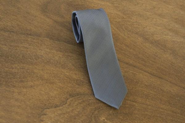 Cravatta fantasia fondo grigio scuro mod. 123