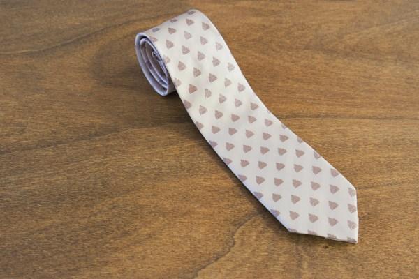 Cravatta fantasia fondo beige mod. 230