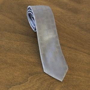 Cravatta fantasia fondo grigio chiaro mod. 024