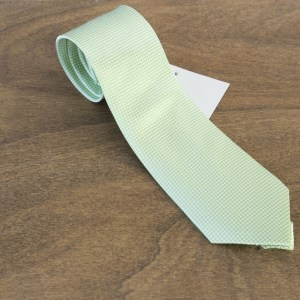 Cravatta fantasia fondo verde mod. 261