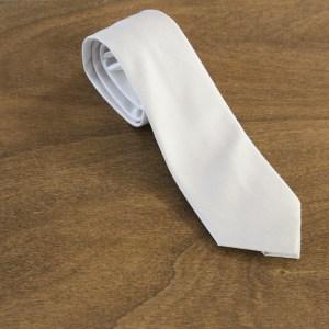 Cravatta fantasia fondo bianco mod. 270