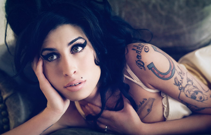 Amy Winehouse in tutto il suo splendore