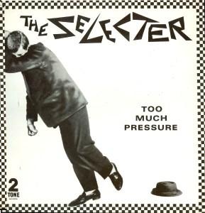 La memorabile copertina di Too Much Pressure