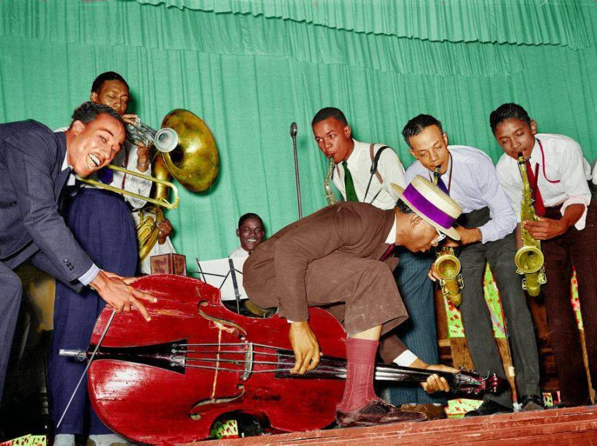 Jump blues, seme del reggae e colonna sonora dei primi sound giamaicani