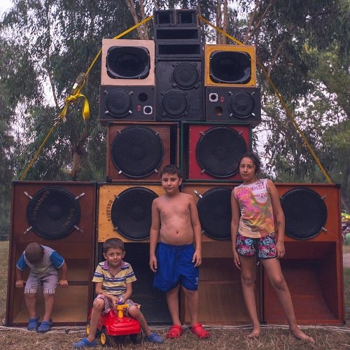 Sound System legato ad Aloe Vera Records
