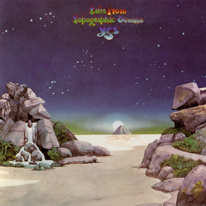 Chronique Musicale Tales from Topographic Oceans - YES