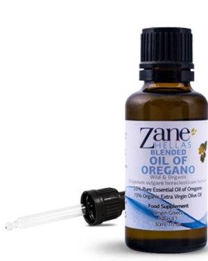 25 % етерично масло от риган