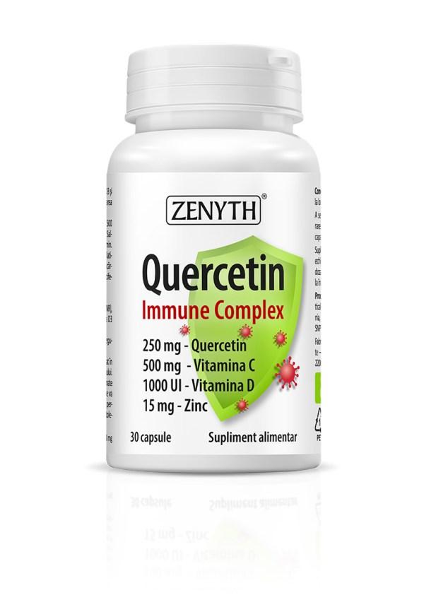 Quercetin-Immune-Complex