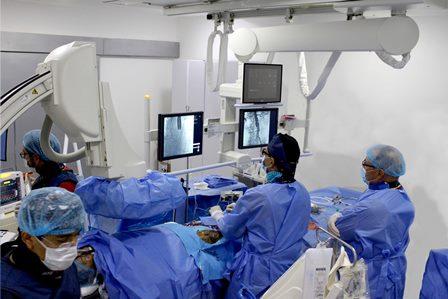 La cirugia es vascular periferica que