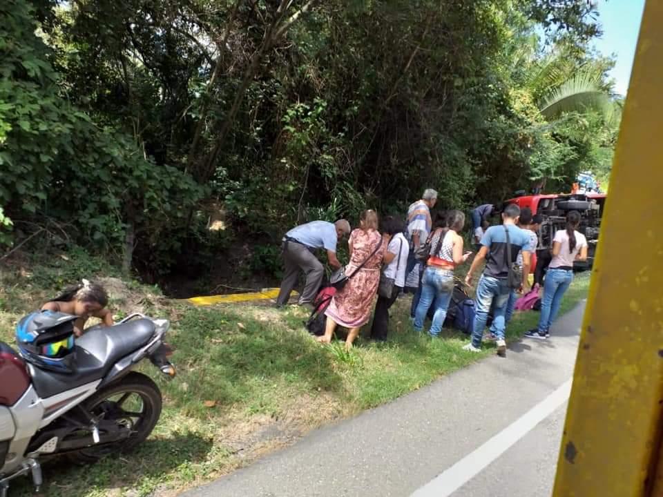 Un muerto deja accidente en el Tolima 8 13 julio, 2020