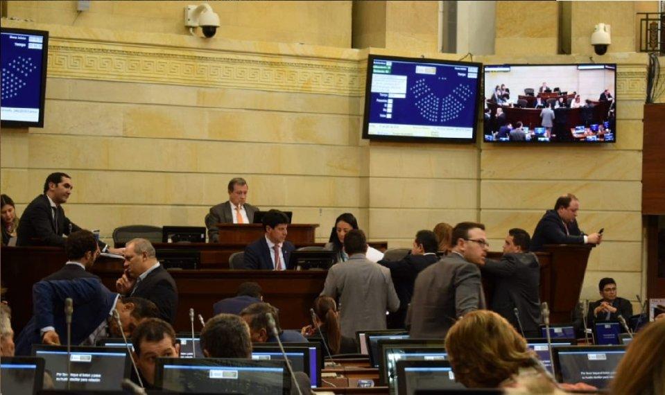 En debate sobre Ley de Financiamiento solo se votaron impedimentos 1 29 enero, 2020