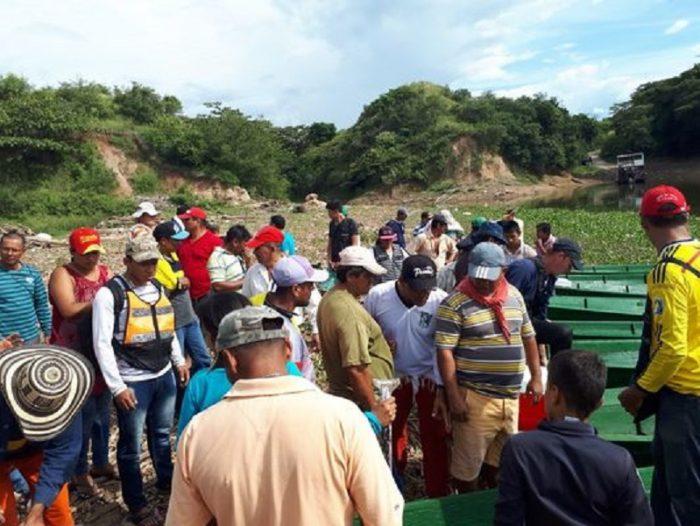 Naufragó plan especial de tierras en El Quimbo 2 30 marzo, 2020