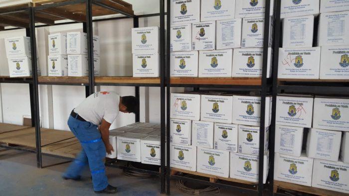 ¿Quién se quedó con la ayuda humanitaria en Villavieja? 2 16 febrero, 2020