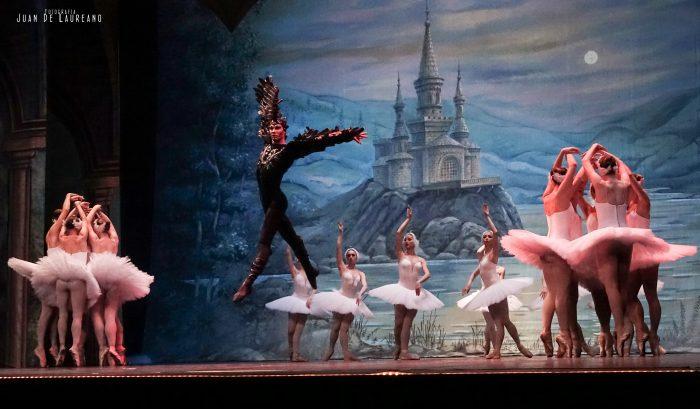 El Lago de los Cisnes del Ballet Real de Rusia en el Pigoanza 1 16 febrero, 2020