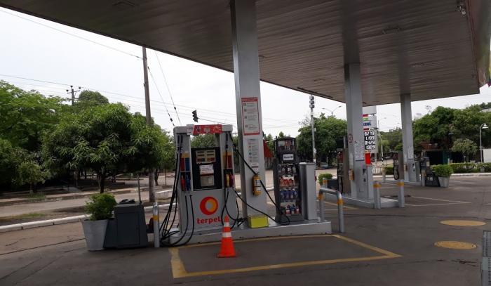 Gasolina también en cuarentena 2 30 marzo, 2020