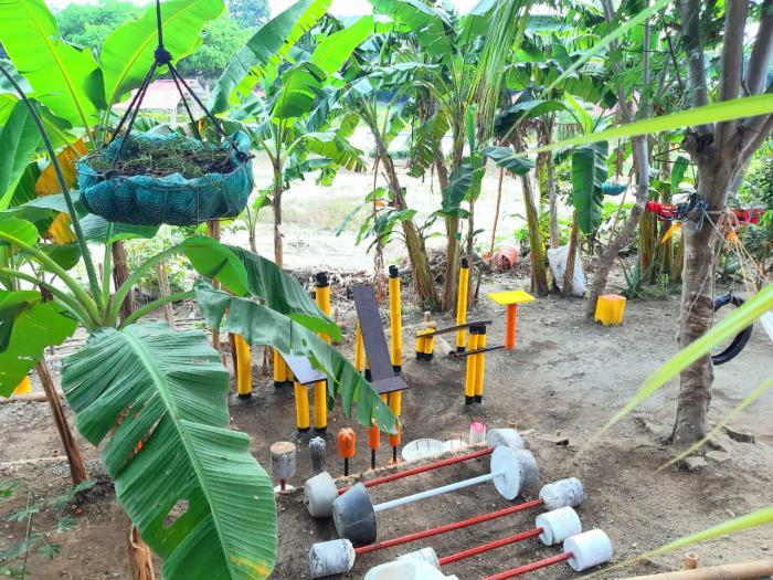 El gimnasio ecológico de Sammy en Campoalegre 3 27 mayo, 2020