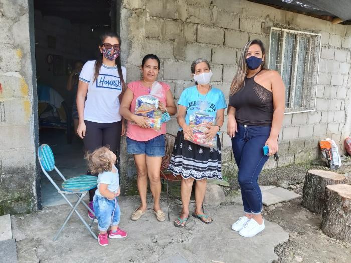 Opitas continúan sembrando 'semillas de amor' en cuarentena 7 5 julio, 2020